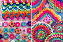 3 Crochet: Table runners
