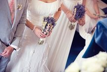 Love My Dress / Thanks LoveMyDress.net for featuring our handmade dried flower bouquets in this wedding post!