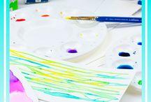 Watercolours & Acuarelas