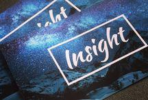 Insight / A little bit of my work ...
