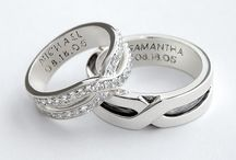 Engagement / Wedding Rings Ideas / engagement wedding ring couple set accessories ideas design inspiration