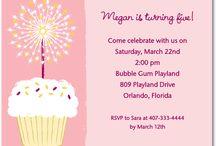 Little Girl's Birthday Ideas / Birthday ideas / by Hilary Koehl Riedemann