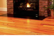 Wood Flooring: Heart Pine Character- Antique River-Recovered® Heart Pine