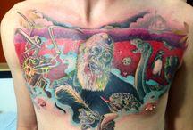 Tattoos / by Sandra Gaudencio