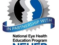 Be a VISIONary: Eye Health Information