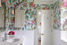 туалеты и ванные комнаты