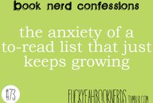 My obsession with books