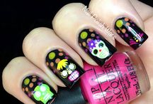 Completed Nail Looks  / Nailspiration? Check! I have been inspired by these nails and have completed them on my own nails! Check them out on my Claws Up board!