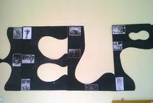 English classroom crafts