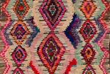 Eye Catching Rugs and Textiles