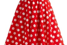Minie Mouse Fashion / Cute