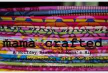 Mama's Hip Crafty Mamas / Rebuilding the Village.  Building community by connecting mothers.  Join us! http://mamas-hip.com/community/