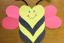 Mehiläinen ampiainen kimalainen