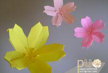 Origami / Origamit ja paperiaskartelu