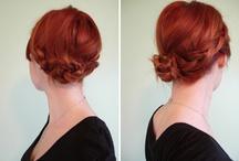 Hairstyles / by Seetha Kartholy