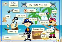 Pirates / by Isabelle Gingras