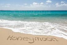 Honeymoon Ideas / What is your dream honeymoon destination? Check out some of these top spots!