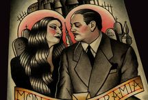 Morticia & Gomez / One of my Favourite Movie couples
