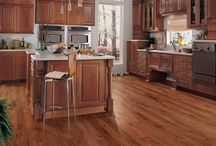 Kitchens We Love / Beautiful kitchens that feature Flooring America Products  / by Eheart Interior Solutions