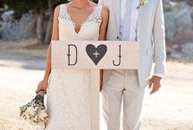 Juste un signe ! / #epingler #wedding #sign  #mariage #original