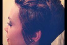 cabelo - penteados para curto e pixie