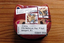 papercraft, postcards, and packages / Intriguing envelopes, pretty packages, perfect postcards, and papercrafts of all sorts.