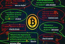 Bitcoin & blockchain / Infographics & explanations of Bitcoin & the blockchain