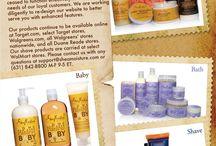 hår produkter