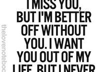 You Make Me Sad