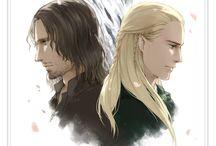 Lotr, The Hobbit