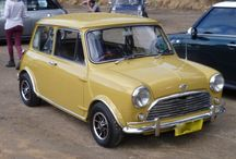 Mini Cooper old & new