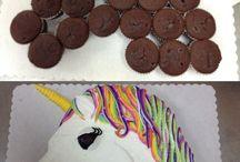 Hannah- Mae's Unicorn Birthday