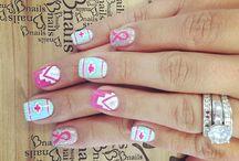 Nail designs idea for summer. www.bnailssalon.com