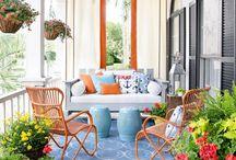 Porch Pretty