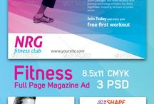 fitness layout