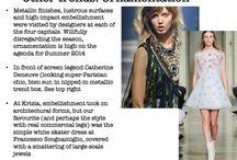 S/S 14 Fashion Trend: Ornamentation