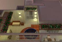 Projeto residenciais