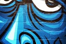 Graffiti & Urban Art / by Deborah Sandidge