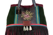 Borse Vintage, Etniche ed Hobo Ghungroo / Borse vintage, hobo, etniche con tessuti antichi