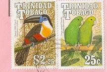 Pul. Stamp
