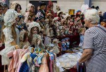 Poppen en teddyberenbeurs + poppenhuizen en miniaturenbeurs het grootste evenement ter wereld! / Grote publieksbeurs 21 en 22 oktober 2017 in de Brabanthallen 's-Hertogenbosch (NL)