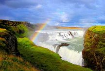 cascate d'islanda