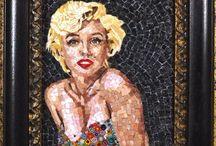 Mosaic / Mosaici d'arte