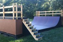 Jax's halfpipe build