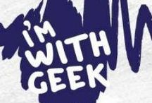I'm With Geek - Gemma Williams / These are ALL of the pieces written by the fabulous Gemma Williams!!! She's a brilliant writer and Fantastic Editor!!!