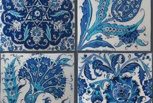 Turkish decorative design