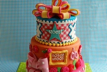 Ideas girls cake