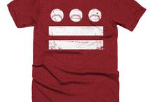 DC Baseball Flag Tee / If you live in DC or the DMV you've probably seen this tee around.
