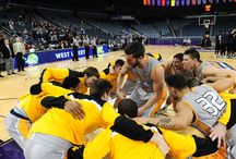 WLU Basketball Finals Bound! / West Liberty University Men's Basketball team advances to the NCAA Division 2 National Championship game in Evansville, IN, on Saturday, March 29, 2014.