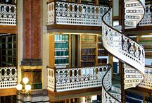 Libraries to Visit / Stunning libraries from around the world / by New Canaan Library